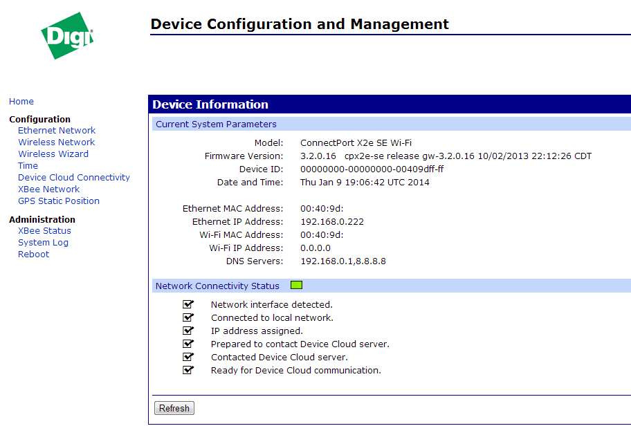 assigning ip addresses in a network